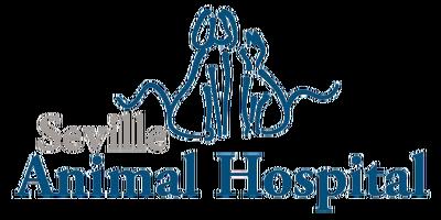Seville Animal Hospital logo